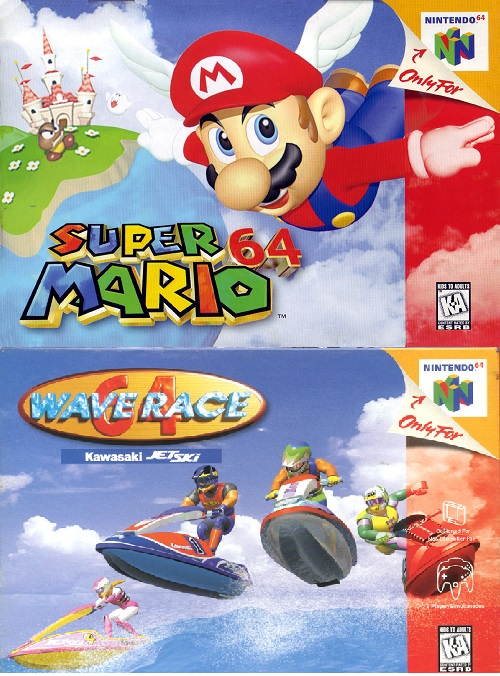 Episode 10: Super Mario 64 and Wave Race 64 – Back in my Play
